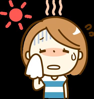 夏のお肌乾燥インナードライに注意!